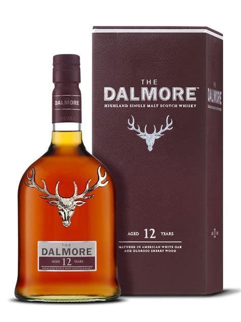 Bouteille de whisky The Dalmore - 12 ans d'âge, 70 cl (via 16.58€ sur la carte de fidélité) - Tomblaine (54)
