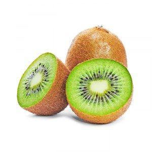 Le lot de 6 kiwis - Origine Nouvelle-Zélande