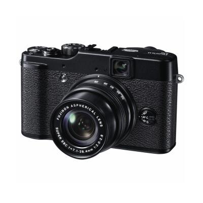Appareil photo Fujiflm X10 Fujinon 28-112mm f2.0-2.8 + Housse en cuir