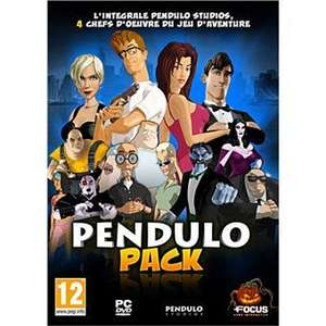 Pendulo pack (Runaway 1, 2 & 3 + The Next Big Thing) sur PC