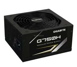 Alimentation PC semi-modulaire Gigabyte G750H - 750 W, 80+ Gold