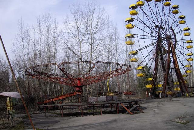 Un séjour de luxe à Kiev et  Tchernobyl pour seulement
