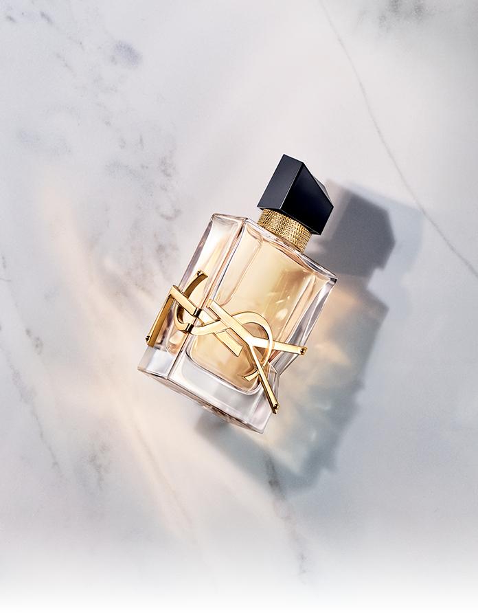 Échantillon gratuit de parfum Libre de Yves Saint Laurent