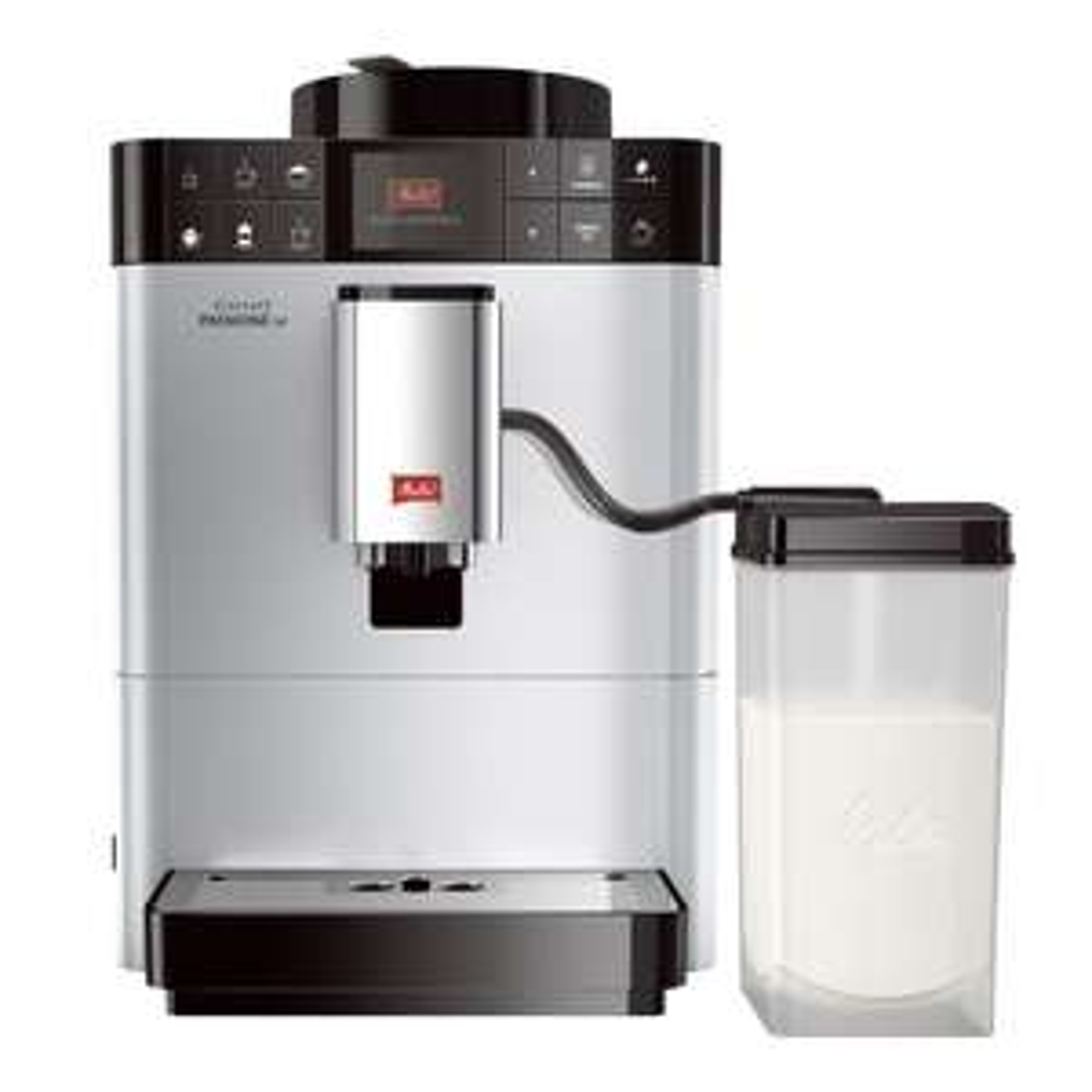Machine automatique à café expresso Melitta F53/1-101 Caffeo Passione OT - Argent