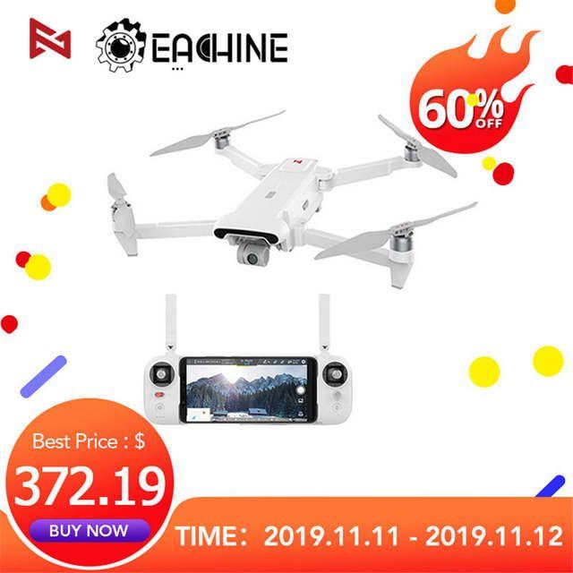 Drone Xiaomi Fimi X8 SE avec GPS et Caméra 4K (3 axes) - Blanc (Via Coupon)