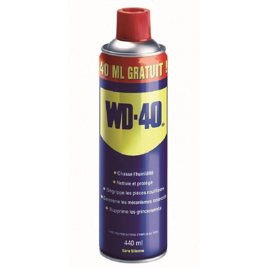 Dégrippant multifonctions WD40 - 440 ml