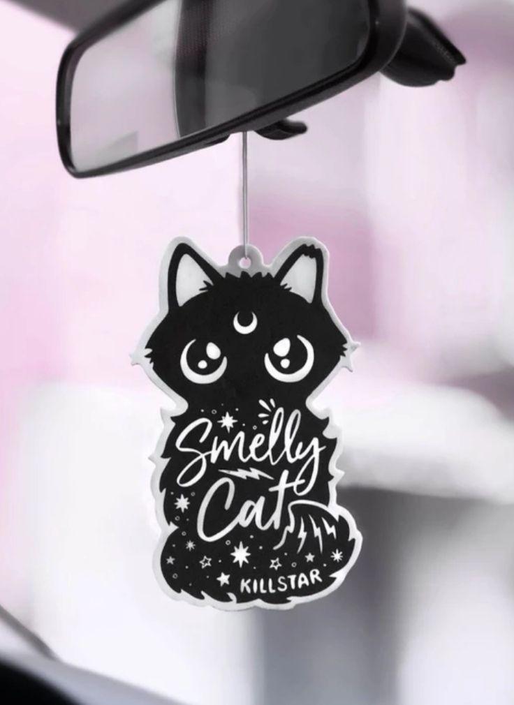 25% de réduction sur une sélection d'articles - ex : Désodorisant Smelly Cat (killstar.com, frais de port inclus)