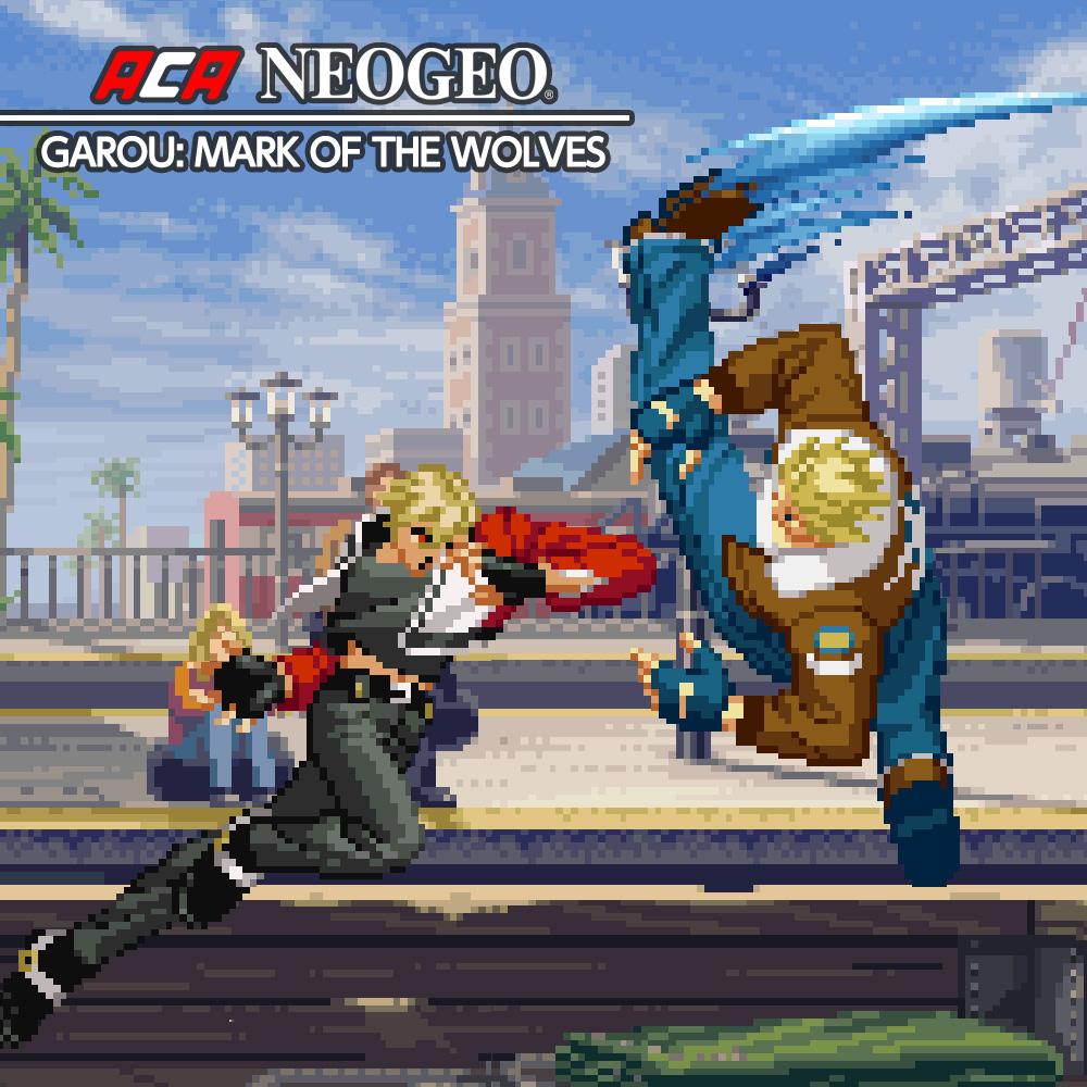 Sélection de jeux Fatal Fury et KoF en promotion sur Switch - Ex : Garou: Mark of the Wolves (Dématérialisé)