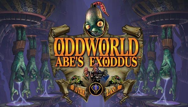 Oddworld: Abe's Exoddus sur PC (Dématérialisé)