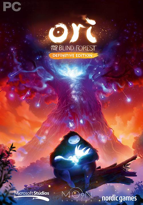 Ori and the Blind Forest: Definitive Edition sur PC (Dématérialisé - Steam)