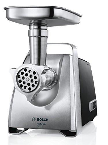 Hachoir à Viande Bosch MFW68640 en Acier - 800 W