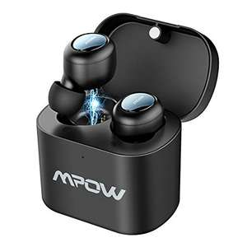 Ecouteurs Sans-Fil Mpow - Bluetooth 5.0 (Vendeur Tiers)