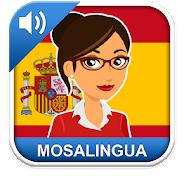 Mosalingua Apprendre l'Espagnol : dialogues et vocabulaire Gratuit sur Android