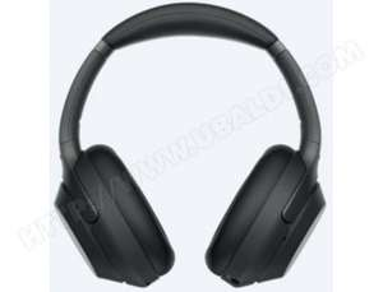 Casque Bluetooth Sony WH1000XM3B à réduction de bruit