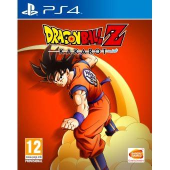 [Adhérents - pré-commande] Dragon Ball Z Kakarot sur PS4 et Xbox One + 1 figurine aléatoire Dragon Ball Z (+ 10€ sur le compte-fidélité)