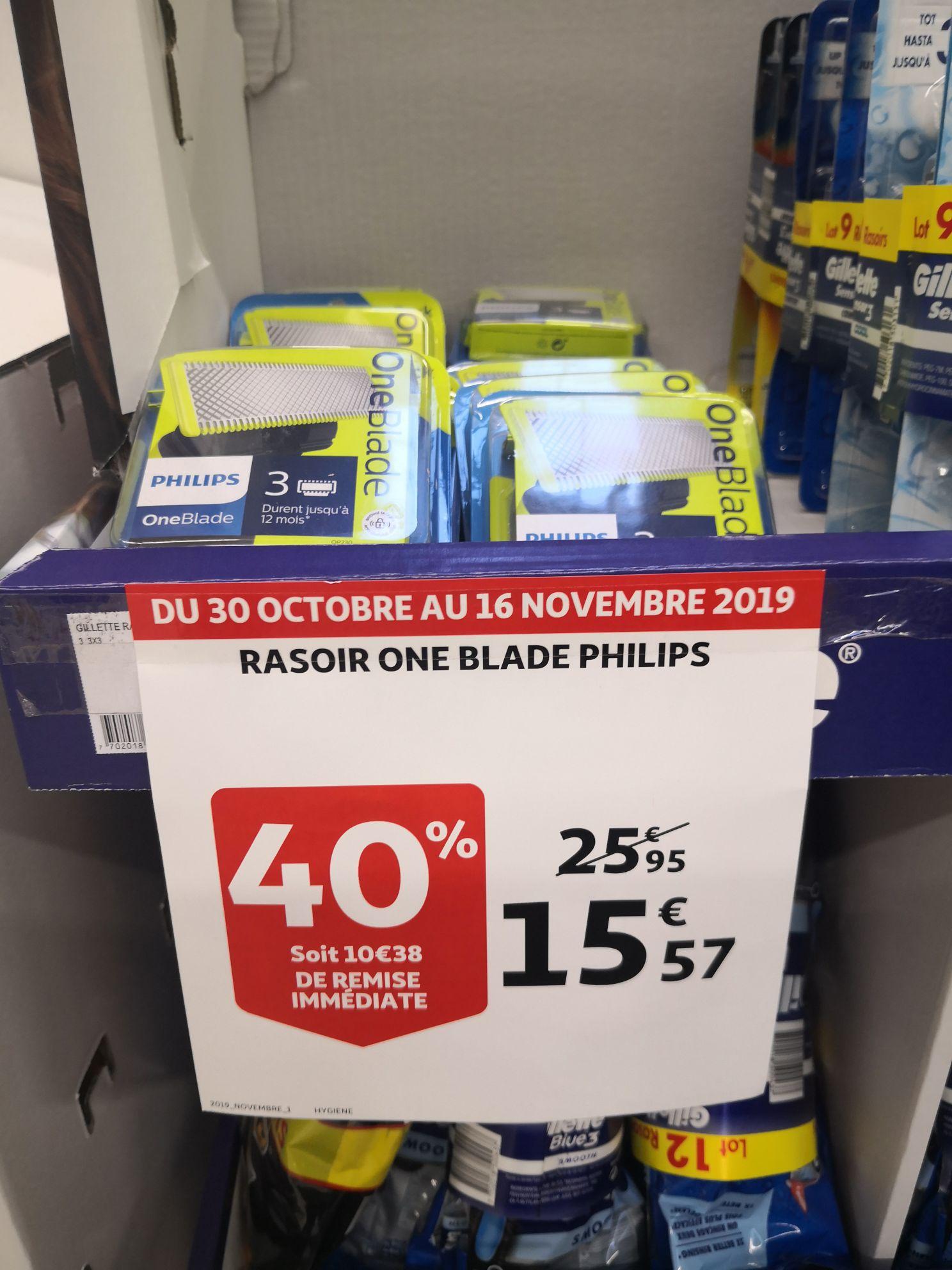 Lame pour rasoir Philips One Blad - Nogent sur Oise (60)