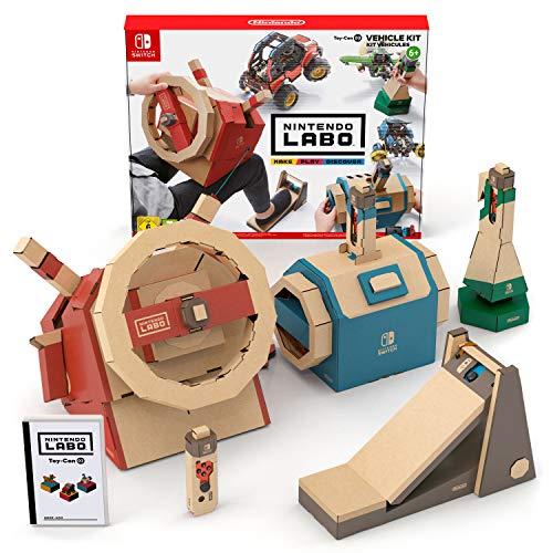 Nintendo Labo Kit Vehicules Toy-Con 03 (Vendeur tiers)