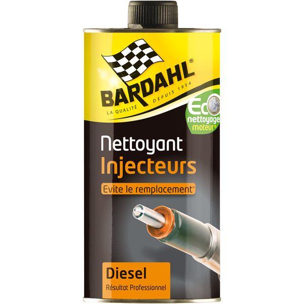 Bidon de nettoyant pour injecteurs Bardahl Diesel - 1 L