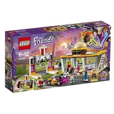 Lego Friends - Le Snack du Karting