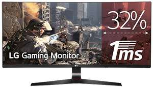 "Écran PC incurvé 34"" LG 34UC79G-B - 2560x1080, LED IPS, 5 ms, 144 Hz, FreeSync"