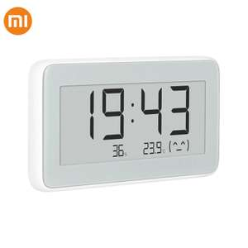 Thermomètre numérique Xiaomi MiJia Smart E-ink - Bluetooth