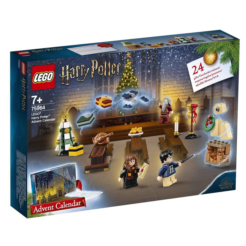 2 calendriers de l'Avent achetés = 50% remboursé sur le second + 10€ en bon d'achat tous les 50€ - Ex : Calendrier LEGO Harry Potter