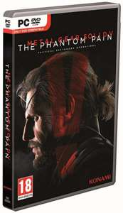 Metal Gear Solid 5 : The Phantom Pain sur PC