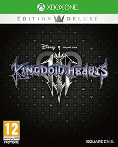 Kingdom Hearts 3 - Édition Deluxe sur Xbox One