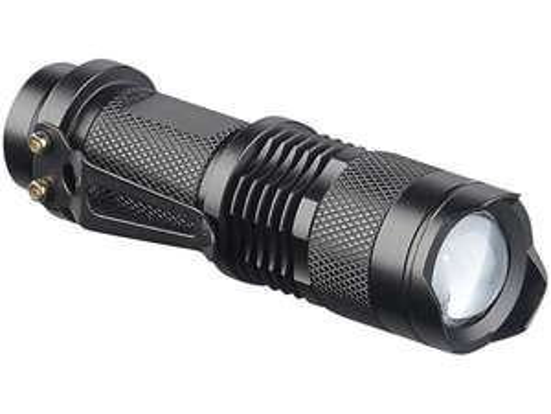 Lampe de poche LED Cree - 3W (frais de port inclus)
