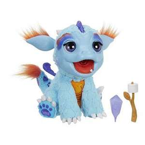 Peluche FurReal Friends Torch Mon Dragon Magique