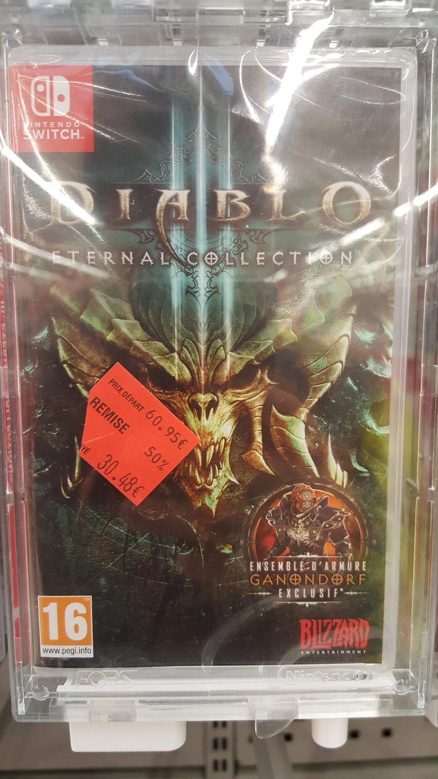 Diablo 3 sur Nintendo Switch - Merignac (33)