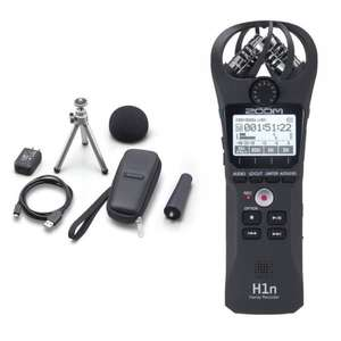 Enregistreur numérique Zoom H1n + Pack d'accessoires APH-1n