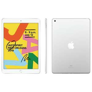 "Tablette 10.2"" Apple iPad (2019) - Wi-Fi, 32 Go (Frontaliers Suisse)"