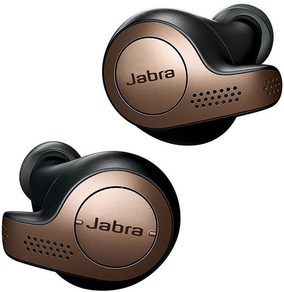 Écouteurs Intra-auriculaire sans fil Jabra Elite 65t True - Copper Noir
