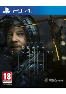Death Stranding sur PS4 (Via Coupon)