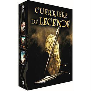 Coffret DVD 300 + Troie + 10.000