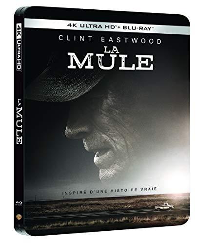 Blu-ray 4K UHD La Mule - avec steelbook (vendeur tiers)