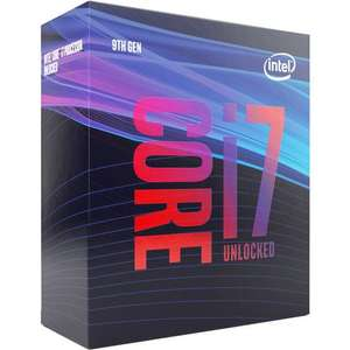 Processeur Intel Core i7-9700K - Socket LGA 1151