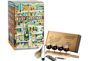 Calendrier de l'avent Beery Christmas + Tasting pack