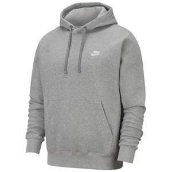 Sweat à capuche Nike Club - Différentes tailles (tennisachat.com)