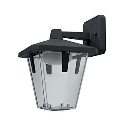 Lanterne extérieure LED Osram Endura Style Classic Down - 10W (45W), Noir -