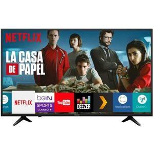 "TV 58"" Hisense H58A6050 - LED, 4K UHD, HDR 10, Dolby Digital +, Smart TV"