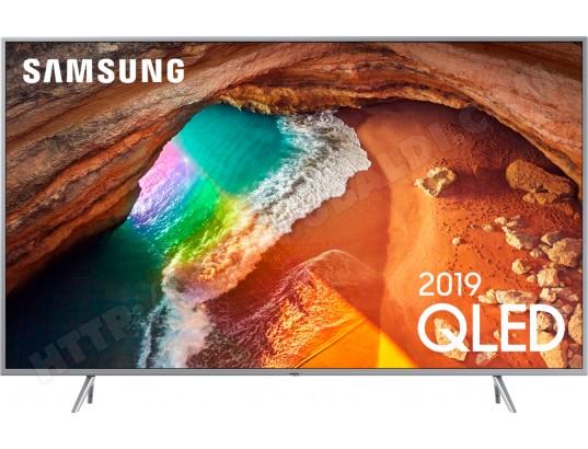 "TV QLED 49"" Samsung QE49Q64R - 4K UHD, HDR 10+, 2500 PQI, Smart TV"
