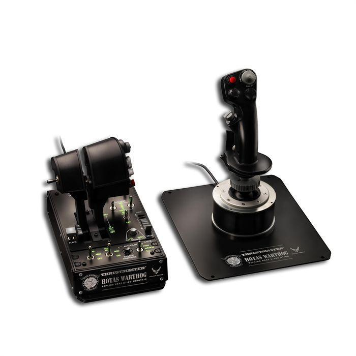 Joystick Trustmaster Hotas Warthog pour PC