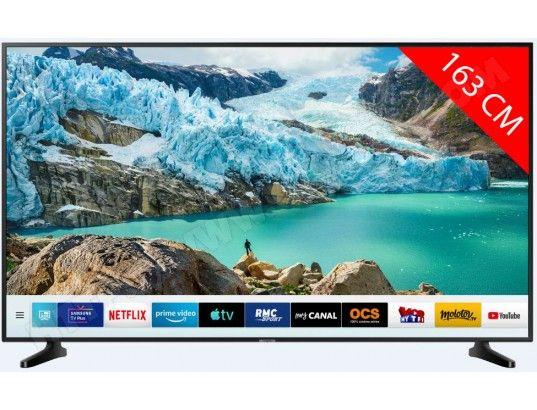 "TV 65"" Samsung UE65RU7025 - 4K UHD, HDR 10+, PurColor, Smart TV"