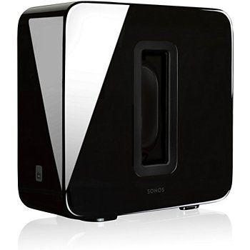 Caisson de basses sans-fil Sonos Sub Wireless (Noir)