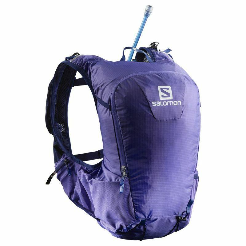 Sac d'hydration Salomon Skin Pro 15 Set - Violet