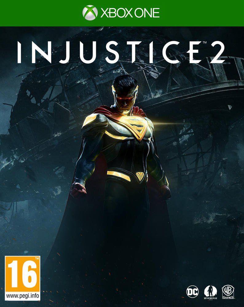 Injustice 2 sur Xbox One, ou project cars 2 ou Destiny 2