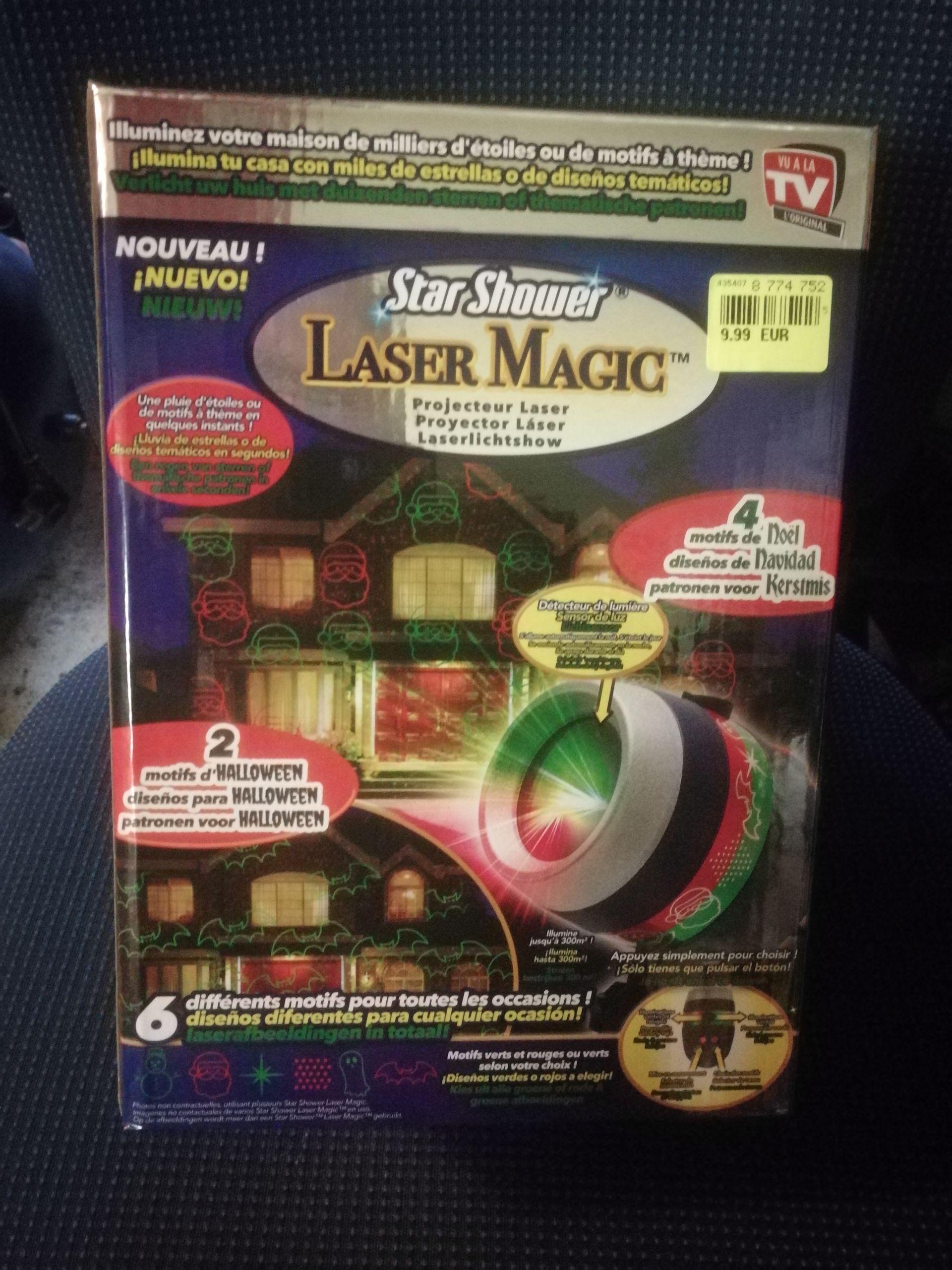 Laser d'extérieur Starshower - Saint-Parres-aux-Tertres (10)