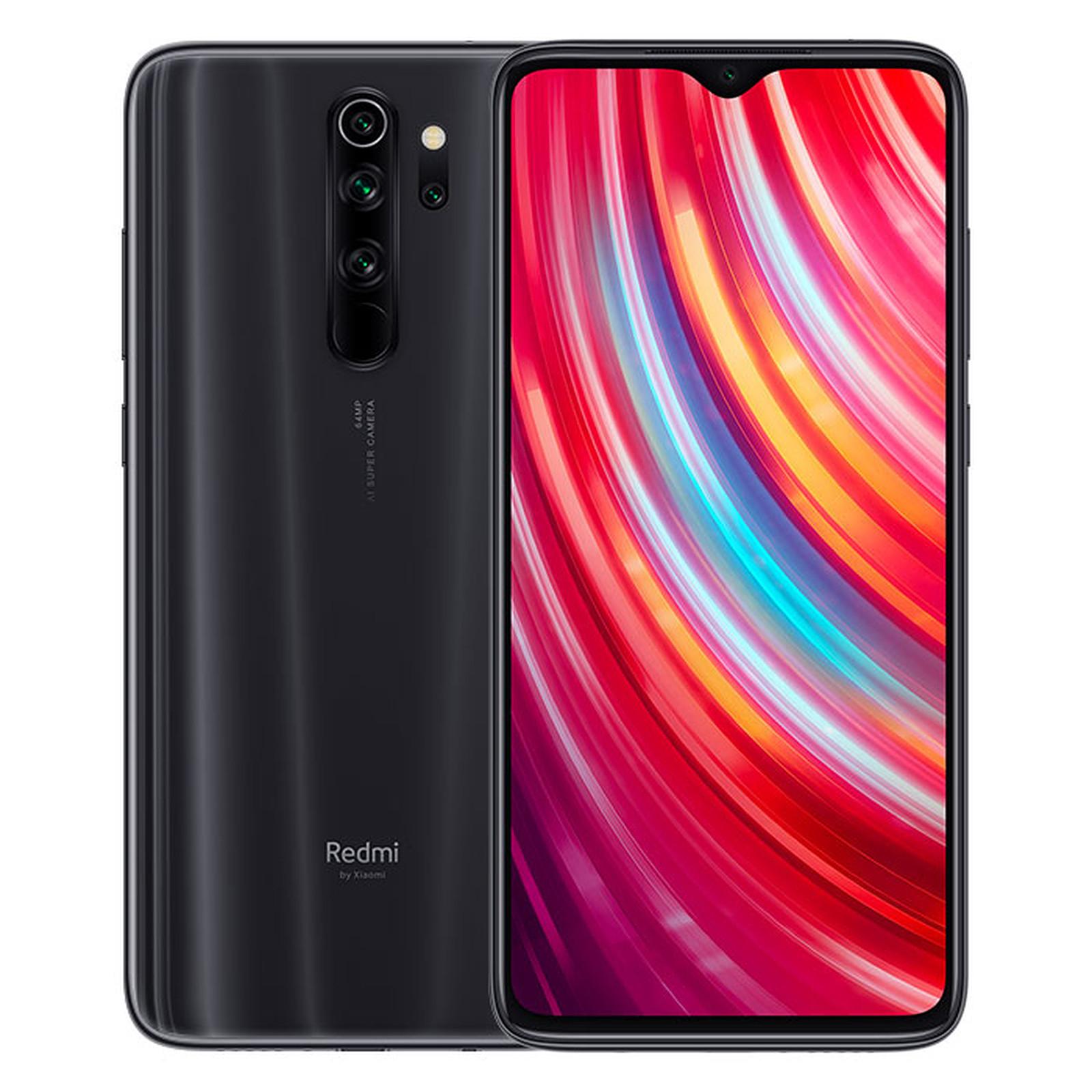 "Smartphone 6,53"" Xiaomi Redmi Note 8 Pro - MediaTek Helio G90T , 6/64 Go (Global Version avec B20/B28)"